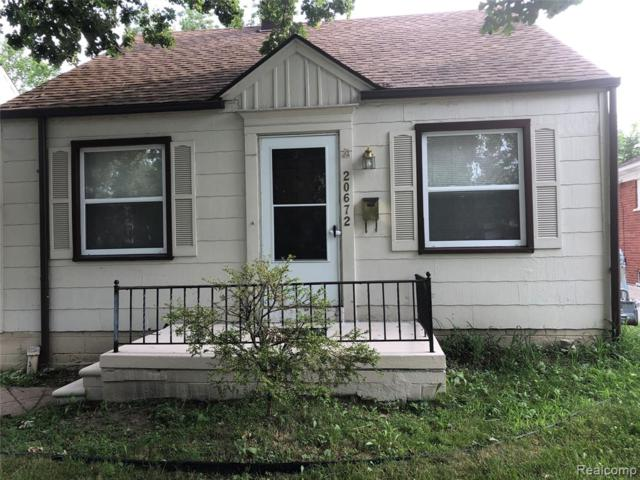 20672 Washtenaw Street, Harper Woods, MI 48225 (#219072987) :: The Buckley Jolley Real Estate Team