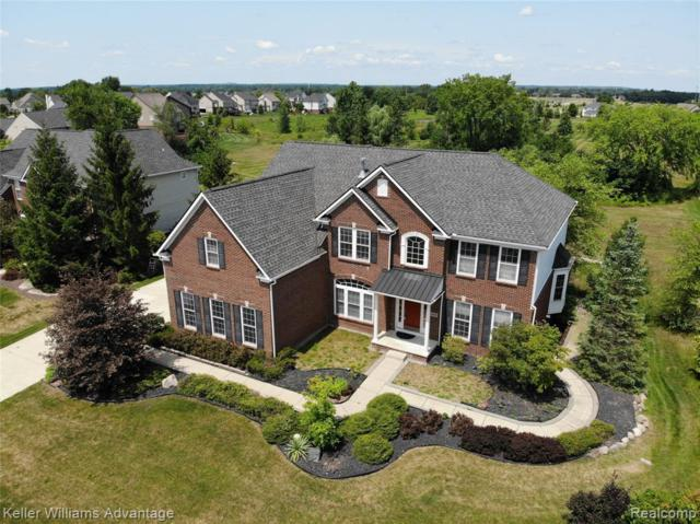 23683 Lyon Ridge Drive, Lyon Twp, MI 48178 (#219073059) :: Duneske Real Estate Advisors