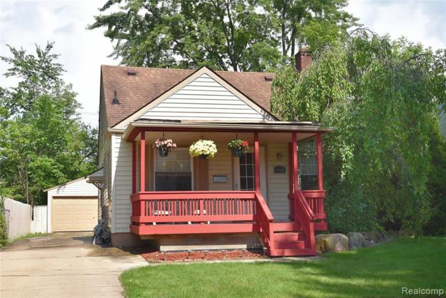 4034 Cummings Avenue, Berkley, MI 48072 (#219073060) :: The Alex Nugent Team | Real Estate One