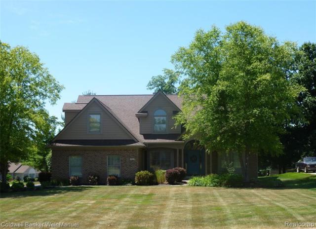 115 Jesswood Lane, White Lake Twp, MI 48386 (#219073065) :: The Alex Nugent Team | Real Estate One
