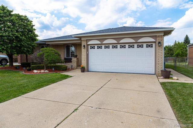 3665 Gloucester Drive, Sterling Heights, MI 48310 (#219073071) :: RE/MAX Nexus