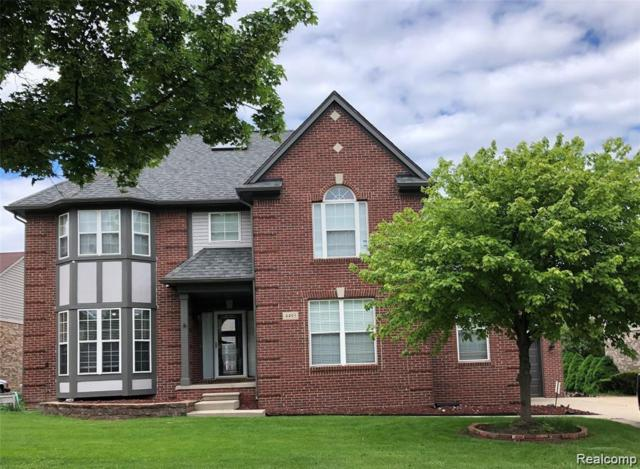 4493 Saint Albans Drive, Sterling Heights, MI 48314 (#219073086) :: RE/MAX Classic