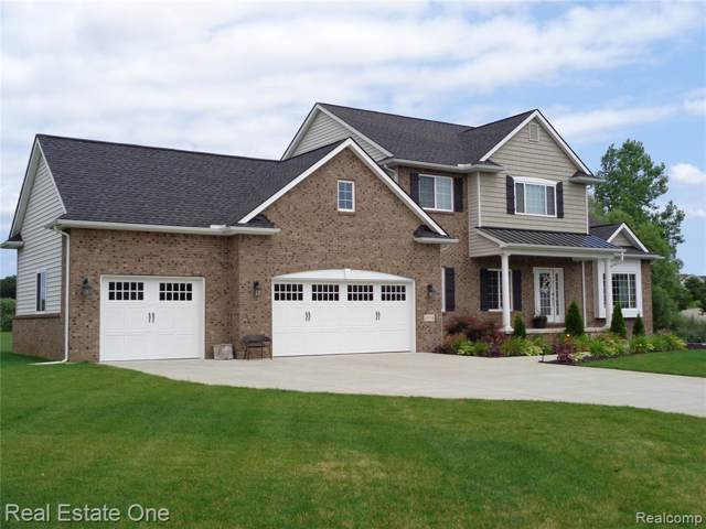 10114 Cliff View Court, Independence Twp, MI 48348 (#219073093) :: RE/MAX Classic