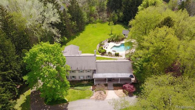 32628 Bingham Lane, Bingham Farms Vlg, MI 48025 (#219073095) :: The Alex Nugent Team | Real Estate One