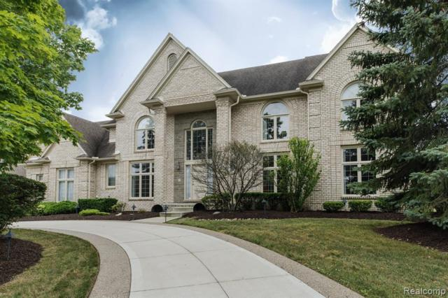 3805 Rosewood Lane, Rochester Hills, MI 48309 (#219073105) :: RE/MAX Nexus