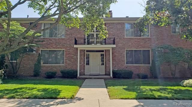 4620 Leafdale Avenue #5, Royal Oak, MI 48073 (#219073115) :: The Buckley Jolley Real Estate Team
