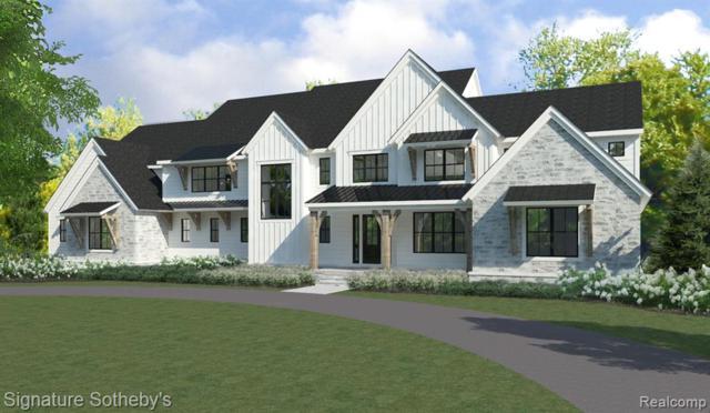 1355 Trowbridge Road, Bloomfield Hills, MI 48304 (#219073128) :: RE/MAX Classic