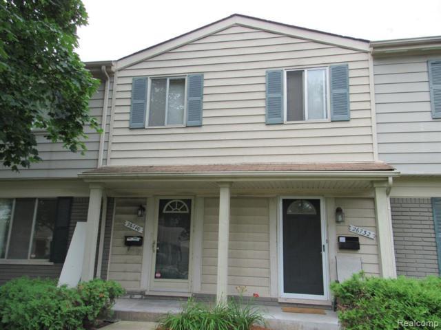26740 Franklin Pointe Drive, Southfield, MI 48034 (#219073137) :: The Buckley Jolley Real Estate Team