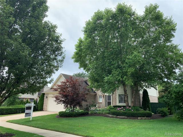 3437 Cascade Circle, Rochester Hills, MI 48307 (#219073193) :: RE/MAX Nexus