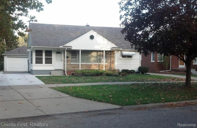 7422 N Gulley Road, Dearborn Heights, MI 48127 (#219073309) :: Alan Brown Group
