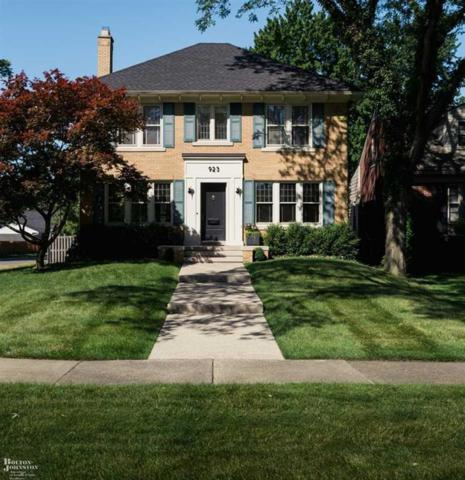 923 Washington Rd, Grosse Pointe, MI 48230 (#58031388291) :: Alan Brown Group