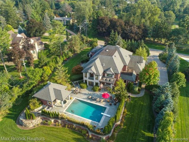 790 Falmouth Drive, Bloomfield Hills, MI 48304 (#219073361) :: RE/MAX Classic