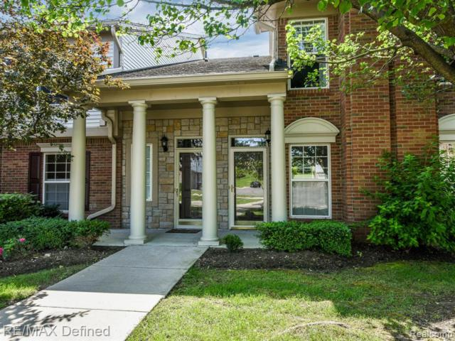 3581 Tremonte Circle S, Oakland Twp, MI 48306 (#219073376) :: The Alex Nugent Team | Real Estate One