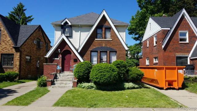 5945 Three Mile Drive, Detroit, MI 48224 (MLS #219073447) :: The Toth Team