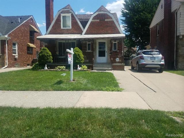 7848 Calhoun Street, Dearborn, MI 48126 (#219073807) :: Team Sanford