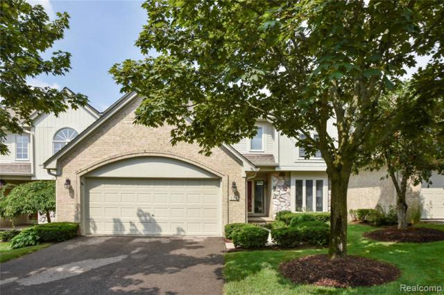 111 Hampton Court #18, Northville, MI 48168 (#219074210) :: The Buckley Jolley Real Estate Team
