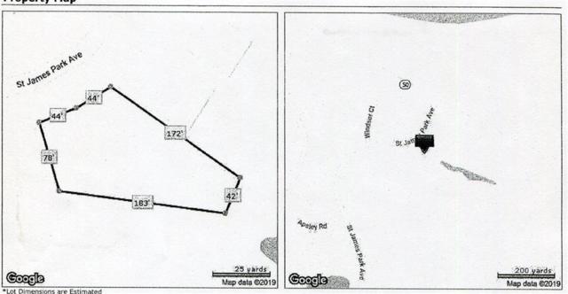 761 Saint James Park Ave, Monroe Twp, MI 48161 (MLS #57031388545) :: The Toth Team