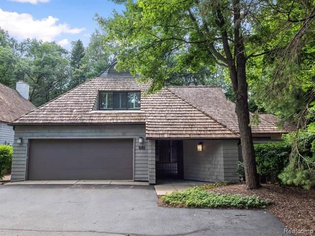 981 Bloomfield Woods, Bloomfield Hills, MI 48304 (#219074341) :: RE/MAX Classic