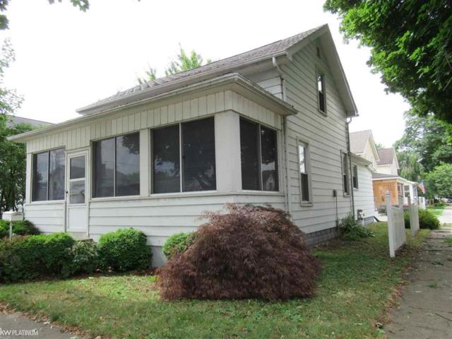 435 Washington, Marine City, MI 48039 (MLS #58031388583) :: The Toth Team
