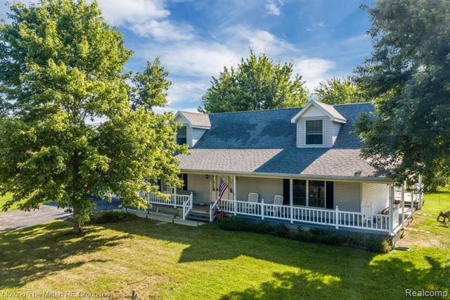 4826 Sycamore Road, Frenchtown Twp, MI 48166 (#219074640) :: Alan Brown Group