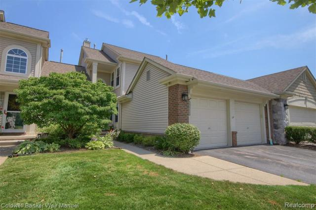 1611 Thistle Court, Canton Twp, MI 48188 (#219074777) :: The Buckley Jolley Real Estate Team