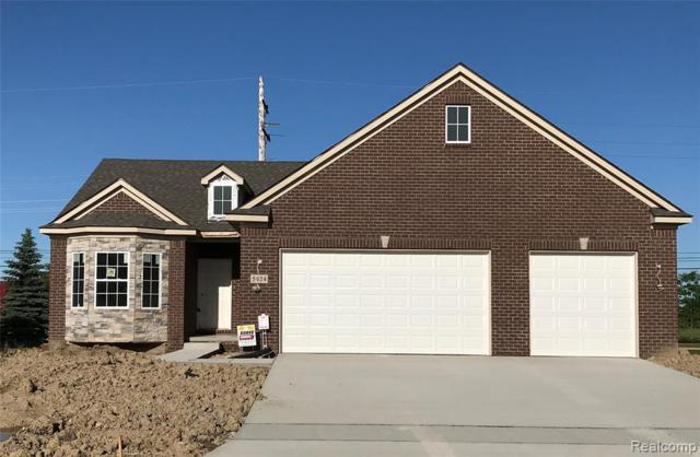 5024 Westminster Drive, Dundee Twp, MI 48131 (#219074843) :: The Buckley Jolley Real Estate Team