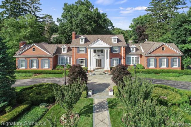 340 Keswick Road, Bloomfield Hills, MI 48304 (#219074847) :: The Buckley Jolley Real Estate Team