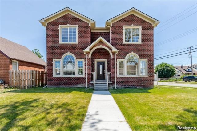 14275 Barclay Street, Dearborn, MI 48126 (#219074879) :: The Buckley Jolley Real Estate Team