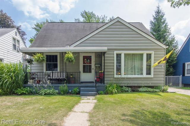 1920 Brockton Avenue, Royal Oak, MI 48067 (#219074943) :: RE/MAX Nexus