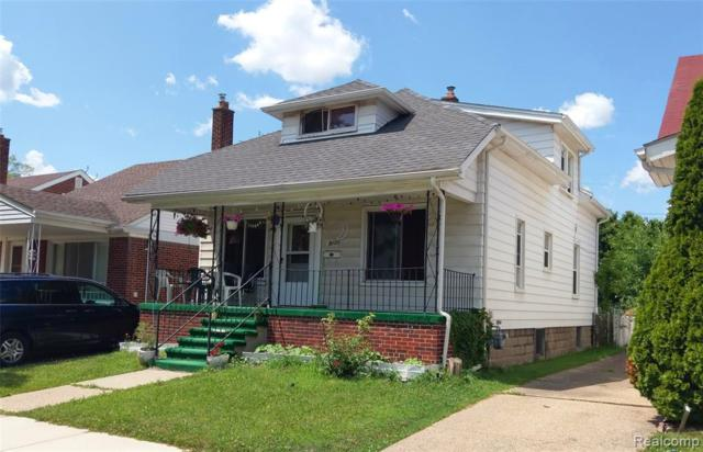 5205 Horger Street, Dearborn, MI 48126 (#219074950) :: The Buckley Jolley Real Estate Team