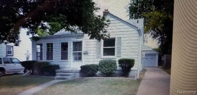 19669 Washtenaw Street, Harper Woods, MI 48225 (#219075094) :: The Buckley Jolley Real Estate Team