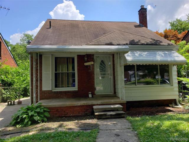 17738 Lenore, Detroit, MI 48219 (#219075183) :: The Buckley Jolley Real Estate Team
