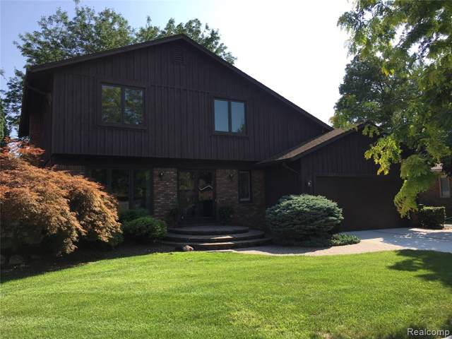 14243 Balmoral Street, Riverview, MI 48193 (#219075337) :: The Mulvihill Group