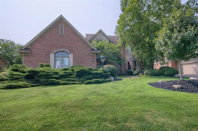 40085 S Woodside Drive, Northville Twp, MI 48168 (#543267404) :: The Buckley Jolley Real Estate Team