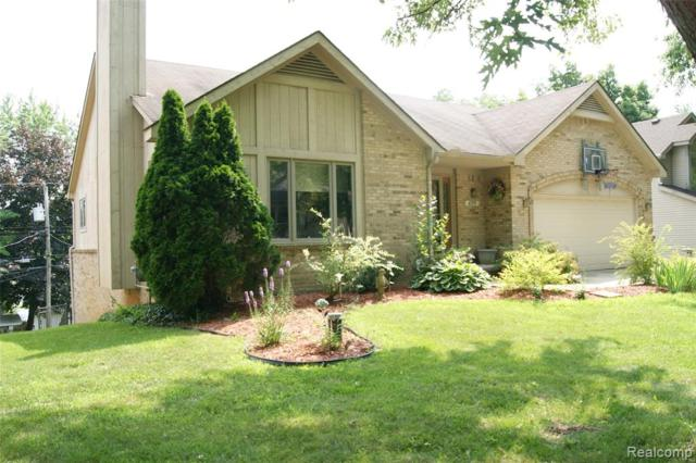 6715 Grass Land Avenue, West Bloomfield Twp, MI 48324 (#219075570) :: RE/MAX Classic