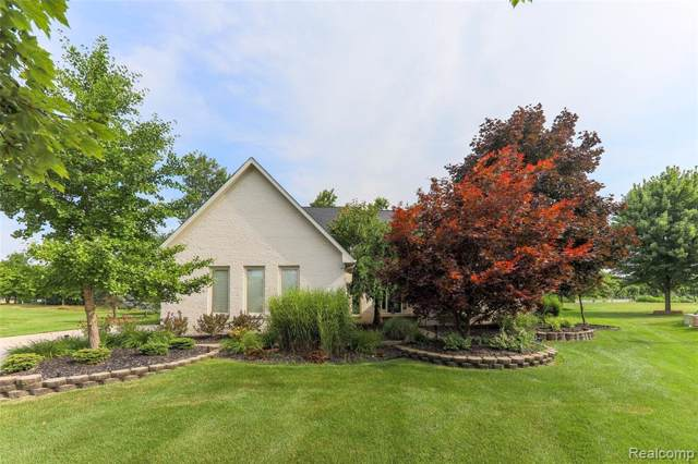8244 N Pointe Court, Canton Twp, MI 48187 (#219075654) :: RE/MAX Classic