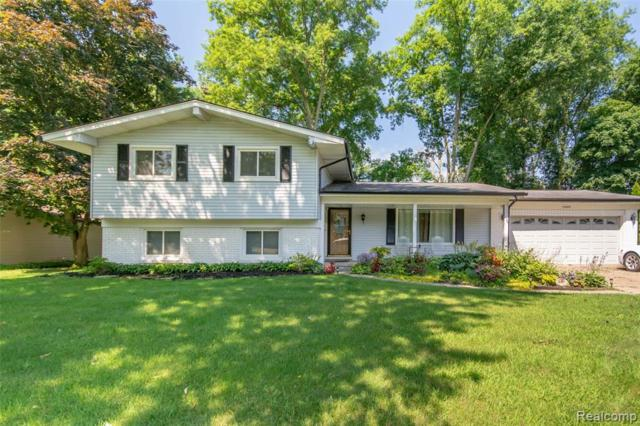 23085 Balcombe, Novi, MI 48375 (#219076122) :: The Buckley Jolley Real Estate Team