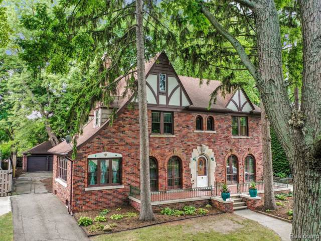 1235 Yorkshire Road, Grosse Pointe Park, MI 48230 (#219076324) :: RE/MAX Classic