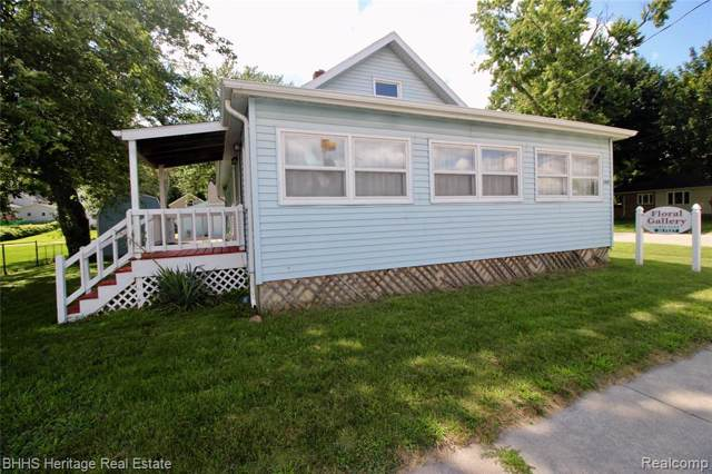 445 N Main, Perry, MI 48872 (#219076425) :: The Buckley Jolley Real Estate Team
