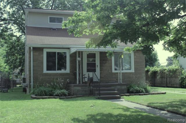 27040 Delton Street, Madison Heights, MI 48071 (#219076449) :: RE/MAX Classic