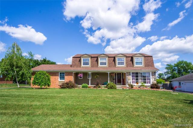 12959 Croftshire Drive, Grand Blanc, MI 48439 (#219076452) :: The Buckley Jolley Real Estate Team