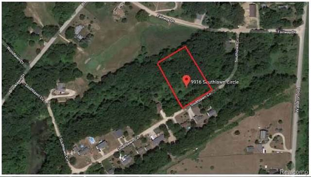 9916 Southlawn Circle, Somerset Twp, MI 49249 (#219076645) :: The Mulvihill Group