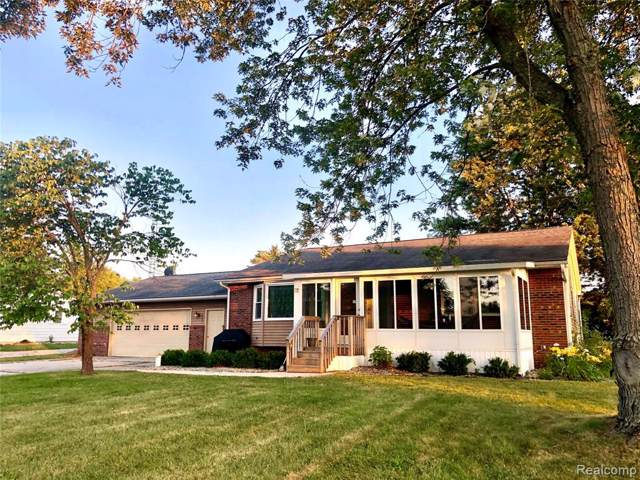 5267 Hegel Road, Hadley Twp, MI 48438 (MLS #219076753) :: The Toth Team
