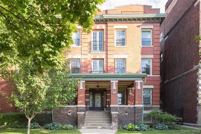 469 W Willis Street, Detroit, MI 48201 (#219077818) :: The Buckley Jolley Real Estate Team
