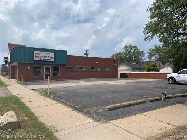 13424 Eureka Road, Southgate, MI 48195 (#219077840) :: The Buckley Jolley Real Estate Team
