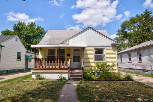 329 E Goulson Avenue, Hazel Park, MI 48030 (#219077965) :: The Buckley Jolley Real Estate Team