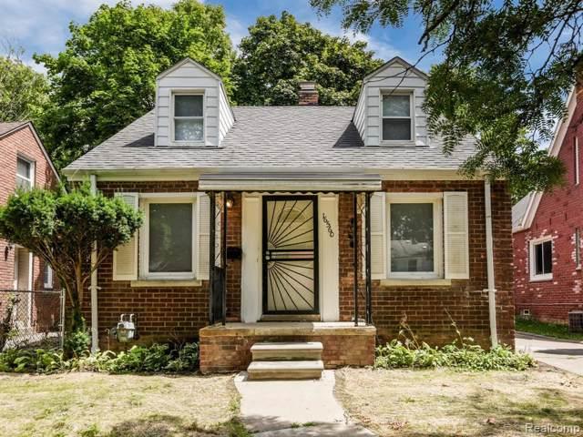 16560 Avon Avenue, Detroit, MI 48219 (#219078038) :: GK Real Estate Team
