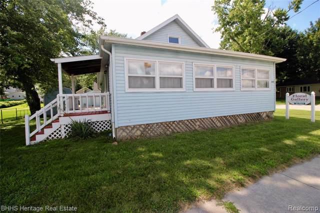 445 N Main, Perry, MI 48872 (#219078096) :: The Buckley Jolley Real Estate Team