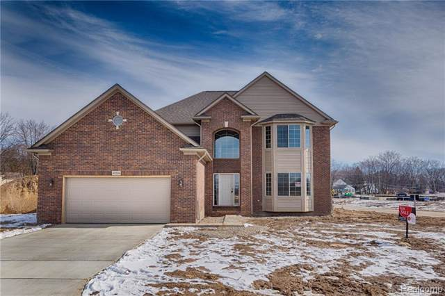 49586 Manistee Drive, Chesterfield Twp, MI 48047 (#219078113) :: RE/MAX Classic