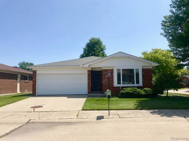 46620 Worchester Drive, Macomb Twp, MI 48044 (#219078132) :: The Alex Nugent Team | Real Estate One